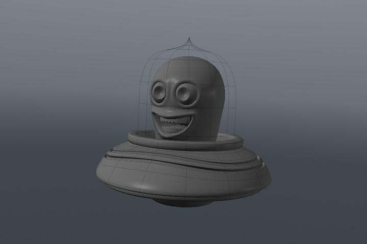 Ilustração 3D Londrina - PR