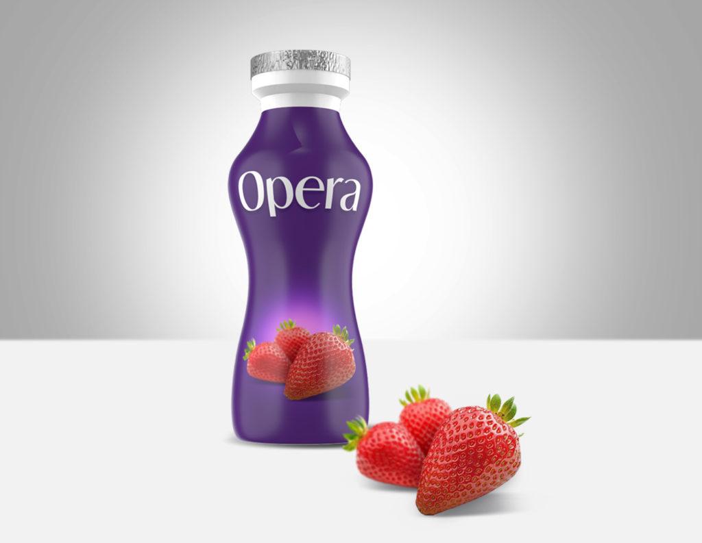 Criação de Embalagens Opera