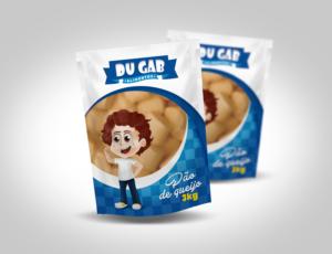 Embalagem Dugab Alimentos (Pão de Queijo)